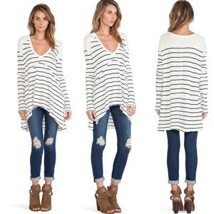 Free People Sunset Park Thermal Stripe Revolve S